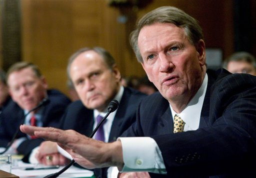the senates bailout of automakers essay View this essay on gm chrysler bailouts government bailouts of chrysler an examinations of the factors that led to the bailouts the terms of the bailouts as.
