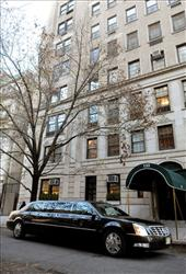 Bernard Madoff lives on New York City's Upper East Side. He is accused of running a phony investment business that amounted to nothing more than a giant Ponzi scheme.