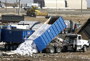 Recalled beef always has a home at the dump.