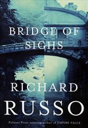 Richard Russo's first book was published in trade paperback, USA Today reports.