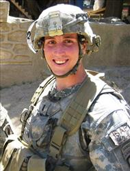 This undated picture provided by the US Army  shows Army 1st Lt. Jonathan P. Brostrom, 24, who was killed in Afghanistan on Sunday, July 13, 2008, in the town of Wanat.