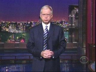 David letterman sex scanal video cbs