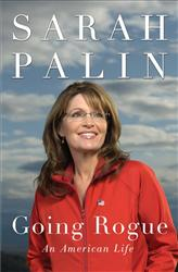 Sarah Palin's new book.