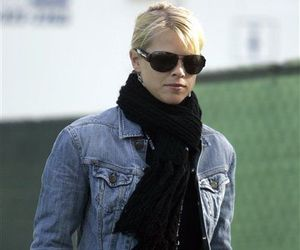 Elin Nordegren, wife of Tiger Woods, is seen in a 2008 photo.