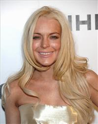 In this  Monday, Oct. 19, 2009 file photo, actress Lindsay Lohan attends the 2009 Whitney Museum of American Art gala and studio party in New York.