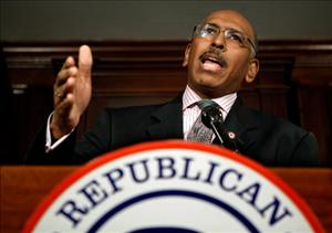 Republican National Committee Chairman Michael Steele.