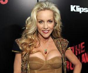 Musician Cherie Currie at the premiere of The Runaways at ArcLight Cinemas Cinerama Dome, March 11, 2010, in Los Angeles. Her cleavage would probably hold a whole bunch of random items.