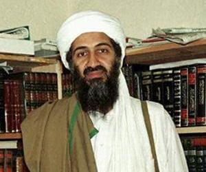 This April 1998 picture shows al-Qaida leader Osama bin Laden in Afghanistan.
