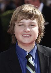 Angus T. Jones, 16: Makes $250,000 an episode for Two and a Half Men.