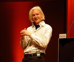 Wikileaks founder Julian Assange is seen in this file photo.