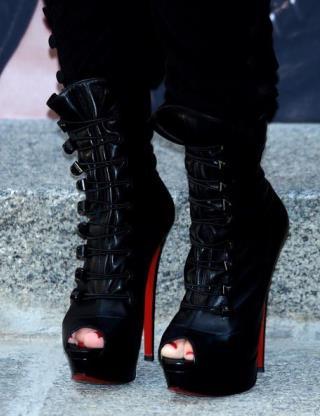 Hannah Montana High Heel Shoes