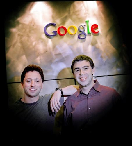 a description of google created by larry page and sergey brin in 1998