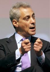 White House Chief of Staff Rahm Emanuel is expected to step down from his job after midterm elections.