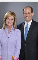 Former New York Governor Eliot Spitzer and Kathleen Parker are CNN's new hosts.
