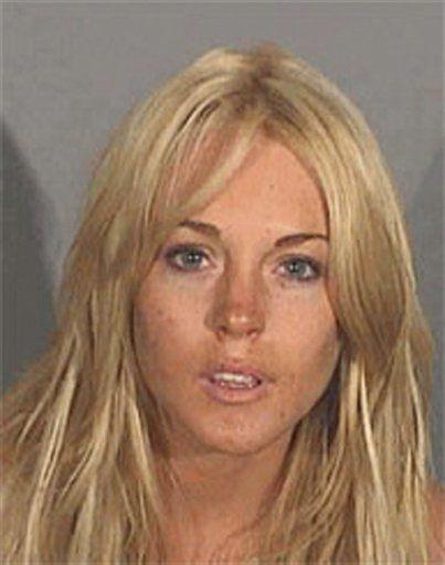Cop Mistook Lindsays Cocaine for Breath Mint
