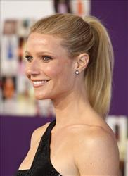 Actress Gwyneth Paltrow attends the 2010 CFDA Fashion Awards in New York on Monday, June 7, 2010.