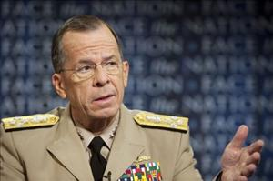 Joint Chiefs Chairman Michael Mullen says Wikileaks may have blood on its hands because of names released in its leak of Afghanistan war records.