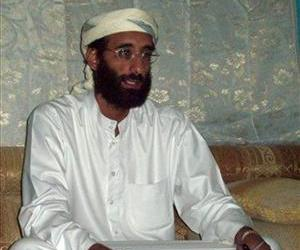 This Oct. 2008 file photo by Muhammad ud-Deen shows Imam Anwar al-Awlaki in Yemen.