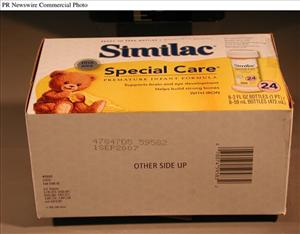 Similac is voluntarily recalling its powdered baby formula.