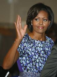 No. 1: Michelle Obama