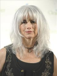 Emmylou Harris is still a goddess in my book, with that nimbus of silver hair floating past her shoulders, writes Browning.