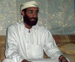 This Oct. 2008 file photo shows Imam Anwar al-Awlaki, a US-born Yemeni cleric and recruiter for al-Qaida in the Arabian Peninsula, in Yemen.