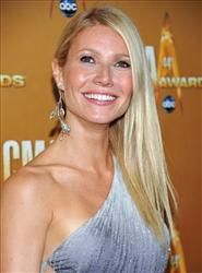 Actress Gwyneth Paltrow attends the 44th Annual Country Music Awards in Nashville, Tenn. on Wednesday, Nov. 10, 2010.