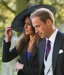 Britain's Prince William and Kate Middleton have confirmed that they are engaged and will marry next year.