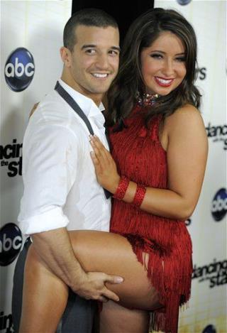 Bristol palin and mark ballas hookup november