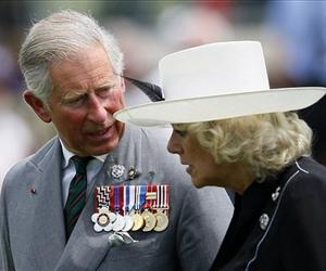 A file photo of Charles and Camilla.