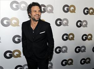 Actor Mark Ruffalo, an honoree at GQ magazine's 2010 Men of the Year party, poses at the event in Los Angeles, Wednesday, Nov. 17, 2010.