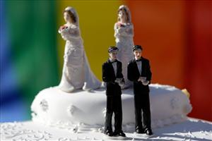 The app was based on a Christian manifesto that condemns same-sex unions as the erosion of marriage.