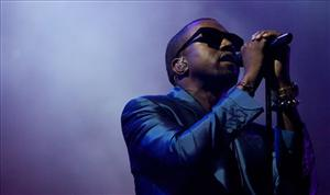 In this Nov. 12, 2010 file photo,  Kanye West performs in Yas Island in Abu Dhabi, United Arab Emirates.