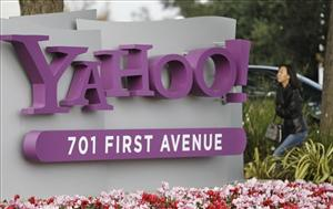 Yahoo Inc. headquarters in Sunnyvale, Calif.