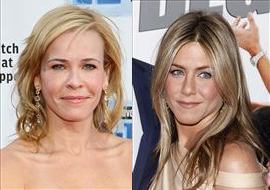Chelsea Handler is not on Jennifer Aniston's good side right now.