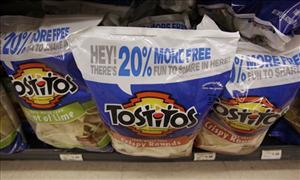 Tostitos chips are going all-natural.