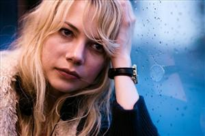 In this publicity image released by The Weinstein Company, Michelle Williams is shown in a scene from Blue Valentine.