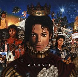 In this file CD cover image released by Epic Records, newly completed recordings from Michael Jackson, entitled Michael, is shown.