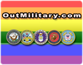 Out Military aims to be a social networking site for gays in the armed forces.