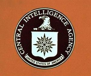 This is a 1971 close up of the seal of  the US Central Intelligence Agency.