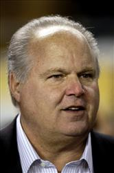 The translator could be making it all up, Limbaugh complained.