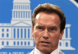 Gov. Arnold Schwarzenegger in a December file photo.