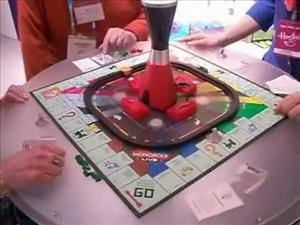 Monopoly Live is shown in a YouTube thumbnail.
