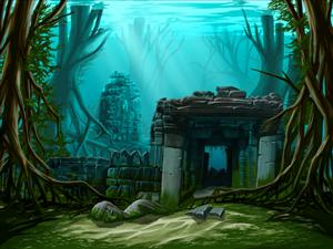 American researchers say they have discovered the location of the mythical city of Atlantis.