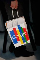 Google is the top company in a survey of where young people want to work, according to a new study.