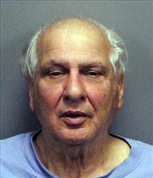 This undated booking photo released by the Washoe County Sheriff's office shows Joseph Naso.
