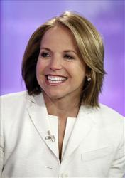 It's official: Katie Couric is leaving 'CBS Evening News.'