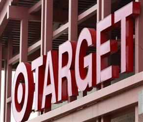 A Target sign is shown on the front of a Target Store Tuesday, May 17, 2011, in Wilsonville, Ore.