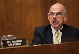 California Rep. Henry Waxman speaking during a hearing before the Energy and Power Subcommittee of the House Energy and Commerce Committee May 31, 2011.
