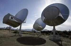 Astronomers at the SETI Institute in Northern California are resuming the search for extraterrestrial life after budget cuts turned off the Array in April